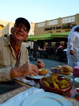 Tajine Restaurant : GREAT AUTHENTIC FOOD