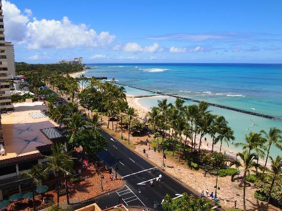 Aston Waikiki Circle Hotel : waikiki circle