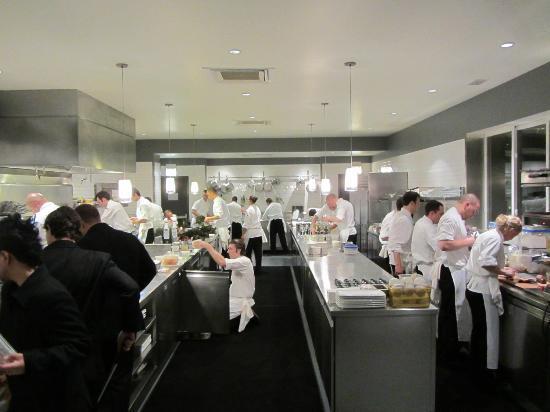 The kitchen.  VERY quiet... (38597114)