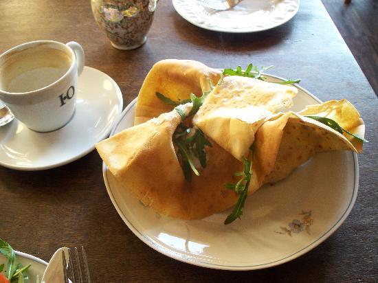 Zimt & Zucker Kaffeehaus: An unforgettable crepe!