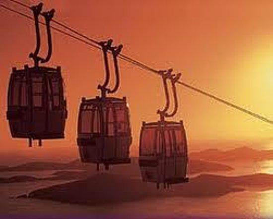 Havensight, Сент- Томас: Sunset tram ride <3