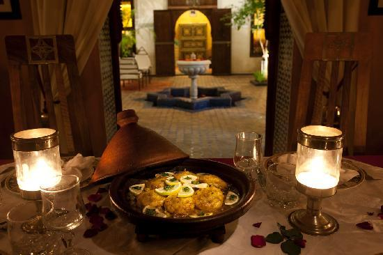 Riad le Clos des Arts: Bon appetit