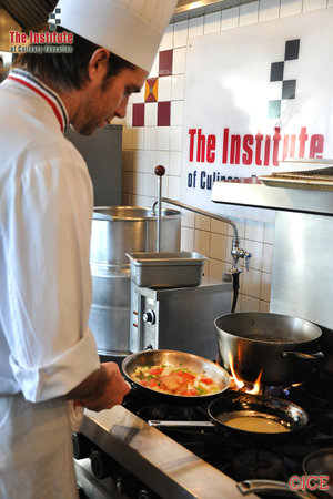 The Institute of Culinary Education: Chef Instructor at Work at ICE