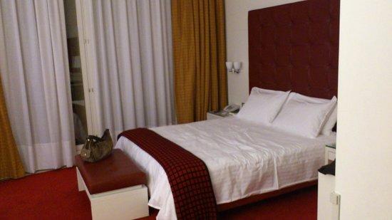 Palace Bonvecchiati: stanza deluxe