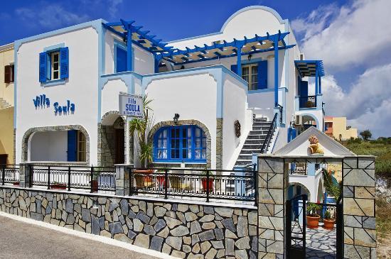 Villa Soula : The Hotel
