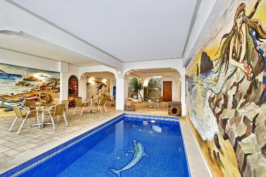 Villa Soula : Pool