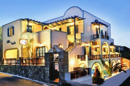 Villa Soula: The Hotel