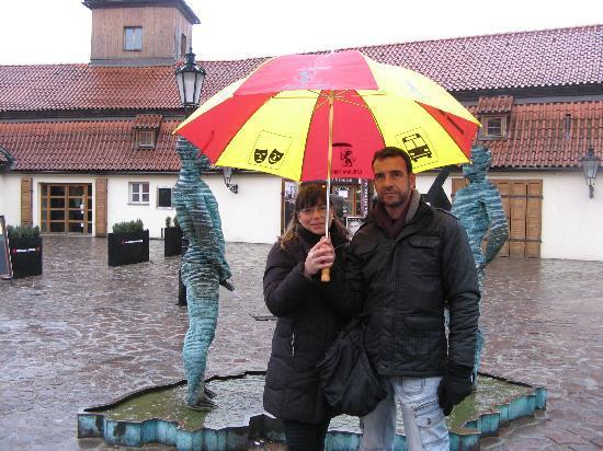Caruana Tours : Jan/2012 Malá Strana