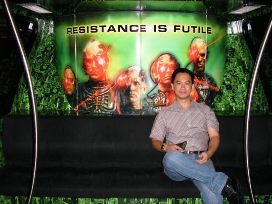 Hyotan: Resistance is futile!