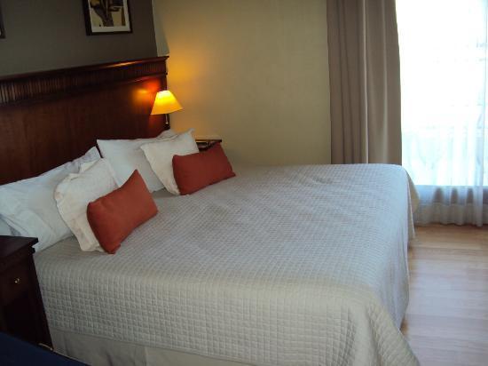 Hotel Boutique Reino Del Plata: Cama
