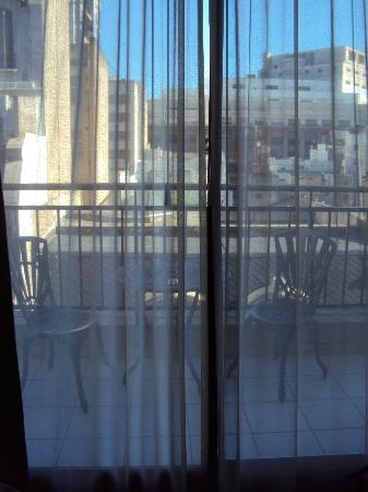 Hotel Boutique Reino Del Plata: Varandinha