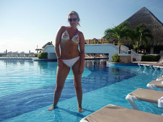 Moon Palace Cancun: Pileta