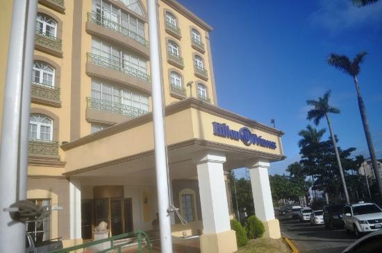 Hilton Princess Managua: Front