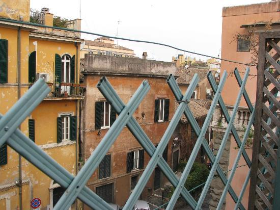 Residenza Arco dei Tolomei: View from our balcony - right