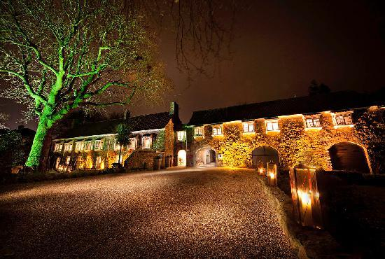 Hotel Bella Luce: 12th Century manor with a remarkable history