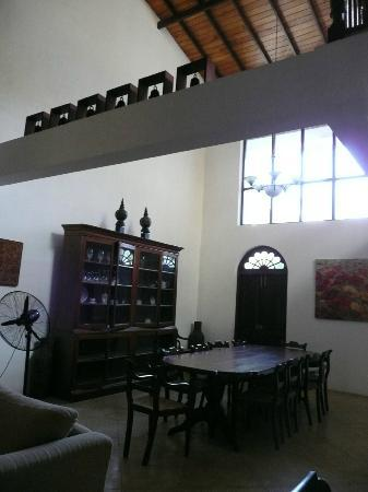 Galle Heritage Villa by Jetwing: inside the villa