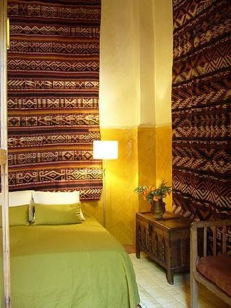 Riad Tafilag : Chambre Safrana
