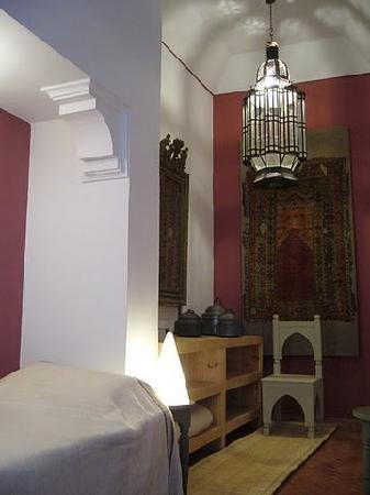 Riad Tafilag : Chambre Oasis