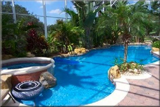 Davenport, FL: Amazing private pools