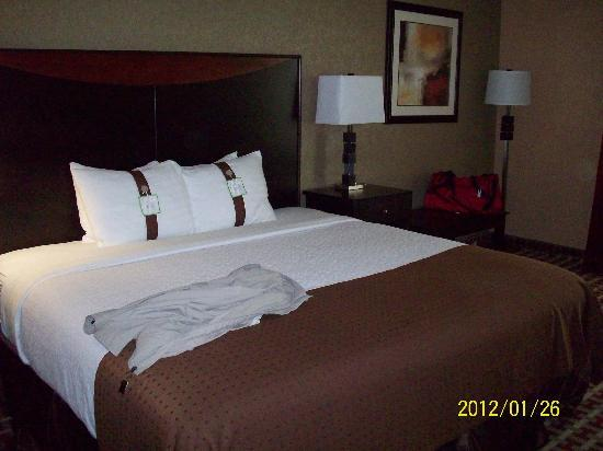 Holiday Inn Jacksonville E 295 Baymeadows: Thr room---424