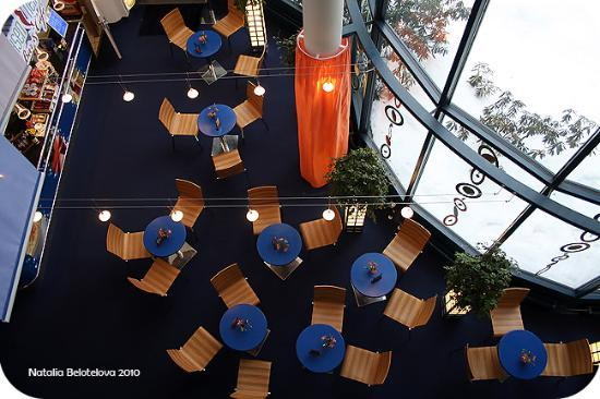 Cumulus Resort Imatran Valtionhotelli: холл