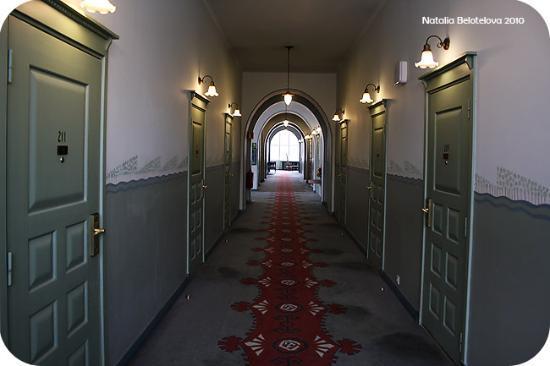 Cumulus Resort Imatran Valtionhotelli: в старом корпусе - замке