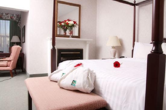 Quality Inn & Suites Downtown: Hollnd Grove House Romantic Getawat Suite