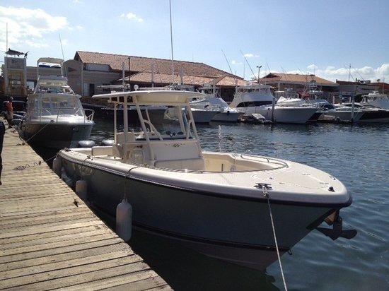 Panama Bahia Water Tours: This is your comfortable cruiser!