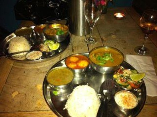 Thali Cafe Clifton: Mmmmmm