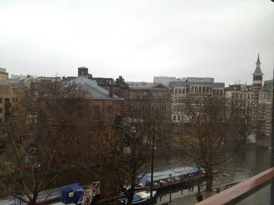 Park Hotel Amsterdam: view