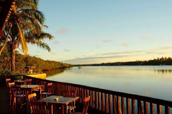 Hotel Transamerica Ilha de Comandatuba: Bar do Canal
