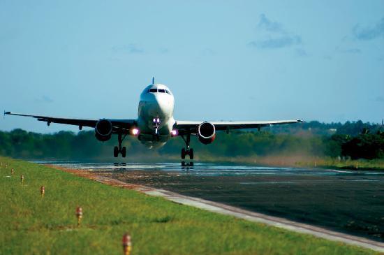 Hotel Transamerica Ilha de Comandatuba : Aeroporto
