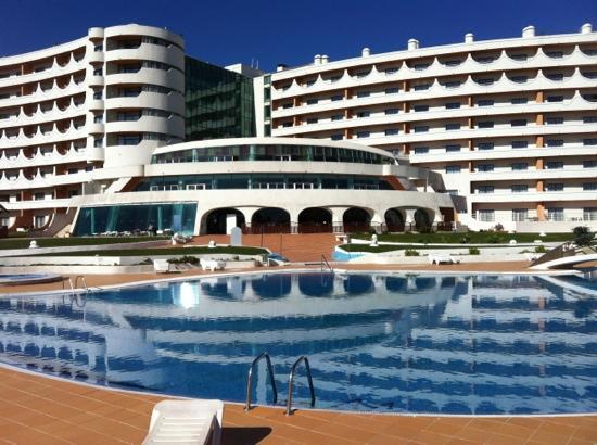 Hotel Paraiso de Albufeira: winter view
