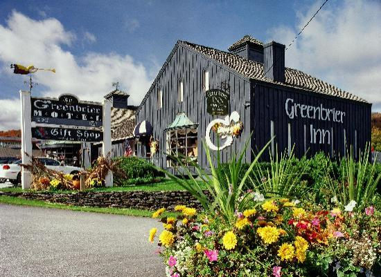 Greenbrier Inn: In the Heart of the Green Mountains