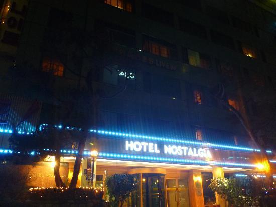 Hotel Nostalgia: ホテルの外観です