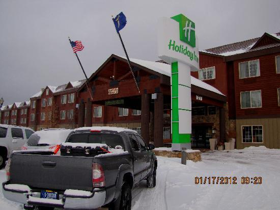 ‪هوليداي إن - وست يلوستون: Holiday Inn, West Yellowstone‬