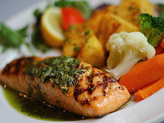 The PearTree : salmon