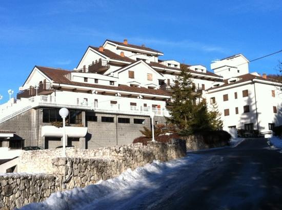 Grand Hotel delle Rocche: bellissimo