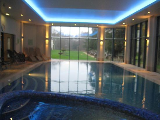 Swimming Pool Picture Of Botleigh Grange Hotel Hedge End Tripadvisor