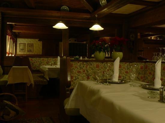 Hotel Kastenholz: Restaurant