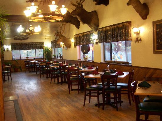 Wagon Wheel Motel : Our Restaurant