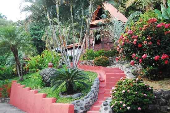 Hotel El Jardin: Entrance
