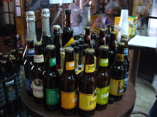 Blumenau, SC: Diferentes opções da cerveja