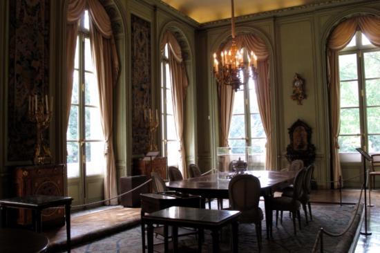 Musée Nissim de Camondo : interior