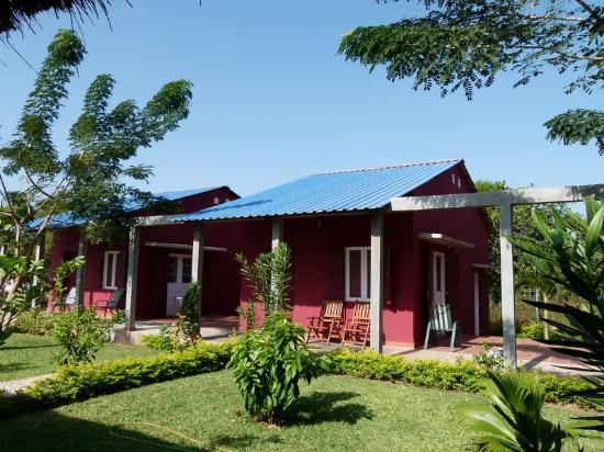 7 Djorson: bungalows