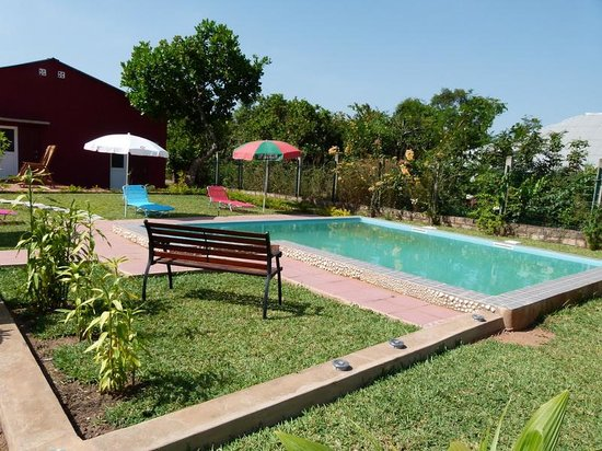 7 Djorson: swimming-pool