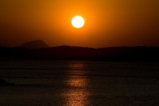 Chitradurga, India: Sunset