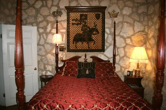 "Grey Stone Manor B&B: The ""Royal Suite"""