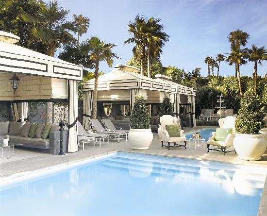 Viceroy Santa Monica : Pool Area