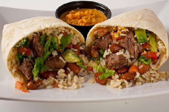 Chameleon Mexican Grill: No canned foods or microwaves allowed!
